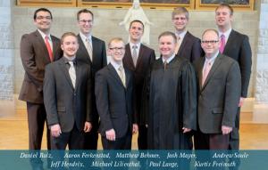 Seminary Graduation 2014